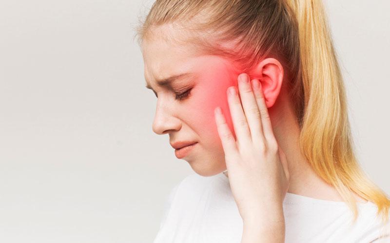 رفع گوش درد